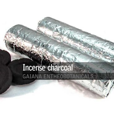 Incense charcoal - 3,3cm